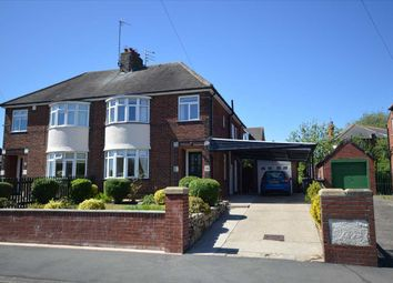 Thumbnail 3 bed semi-detached house for sale in Camperdown Avenue, Chester Le Street