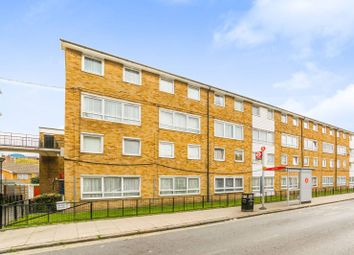 Thumbnail 2 bed flat for sale in Dersingham Avenue, Manor Park