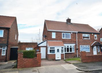 Thumbnail 2 bed semi-detached house for sale in Rydal Mount, Castletown, Sunderland