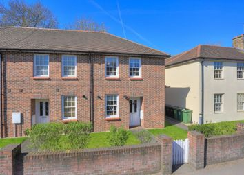 Thumbnail 3 bed terraced house for sale in Park Street, St.Albans