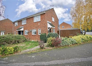 Thumbnail 2 bed semi-detached house for sale in Erica Road, St. Ives, Cambridgeshire