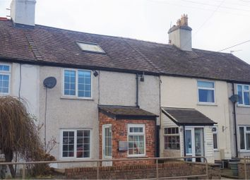 Thumbnail 2 bed terraced house for sale in The Green, Denbigh