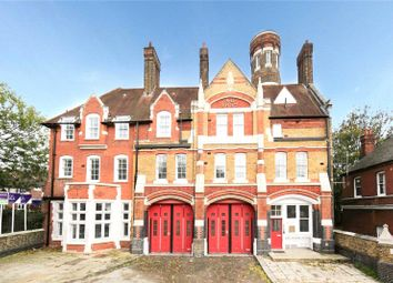 Thumbnail 1 bed property to rent in The Old Fire Station, Sunbury Street, London