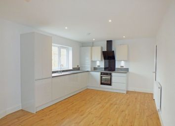 Thumbnail 2 bed flat for sale in Park Road, Cheriton