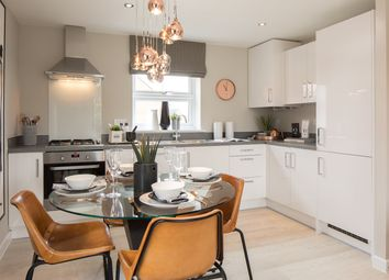 Thumbnail 2 bed flat for sale in Plot 462, Ifould Crescent, Wokingham, Berkshire