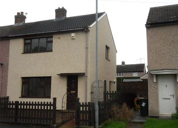 Thumbnail 2 bed semi-detached house for sale in Partridge Crescent, Dewsbury, West Yorkshire