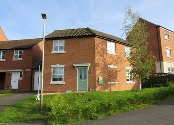 Thumbnail 3 bed link-detached house for sale in Snape Close, Hamilton, Leicester