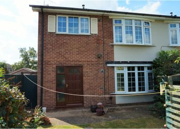 Thumbnail 2 bed maisonette for sale in Templeman Close, Ruddington, Nottingham