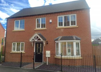 Thumbnail 3 bedroom detached house for sale in High Street, Earl Shilton, Leicester