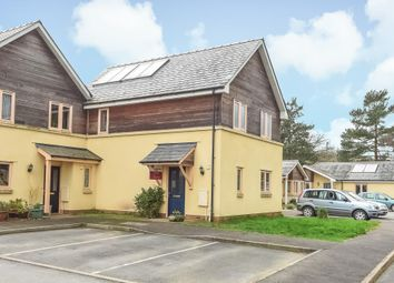 Thumbnail 3 bed semi-detached house for sale in Kington, Hereforshire