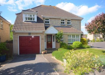 Thumbnail 4 bed detached house for sale in Homefield, Mere, Warminster