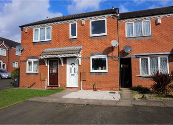 Thumbnail 2 bed terraced house for sale in Mistletoe Drive, Walsall