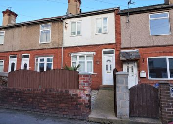 Thumbnail 3 bed terraced house for sale in Manor Road, Askern, Doncaster
