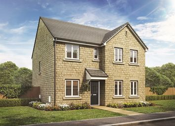 """Thumbnail 4 bed detached house for sale in """"The Mayfair"""" at Barnsley Road, Flockton, Wakefield"""