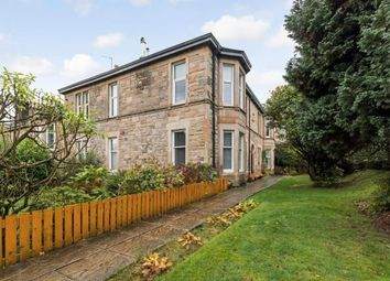 Thumbnail 2 bed flat for sale in Moor Road, Milngavie, Glasgow, East Dunbartonshire