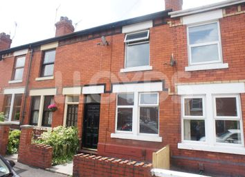 Thumbnail 3 bed terraced house to rent in Gaskell Street, Stockton Heath, Warrington