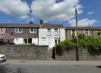 Thumbnail 3 bed terraced house for sale in Hopkinstown Road, Pontypridd