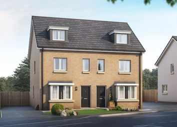 "Thumbnail 3 bedroom semi-detached house for sale in ""The Roxburgh"" at Meadowhead Road, Wishaw"