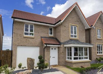"Thumbnail 4 bedroom detached house for sale in ""Dunvegan"" at Manse Road, Stonehouse, Larkhall"