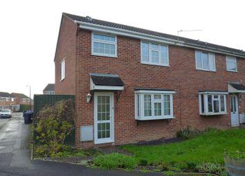 Thumbnail 3 bedroom end terrace house to rent in Alderton Way, Trowbridge