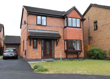 Thumbnail 4 bed detached house for sale in Roeburn Drive, Morecambe