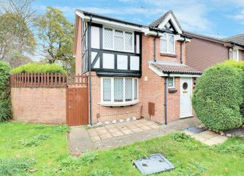 Thumbnail 3 bed link-detached house for sale in Chilsdown Way, Waterlooville