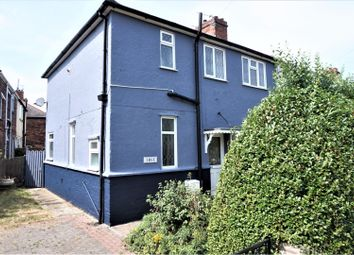 Thumbnail 3 bed semi-detached house for sale in First Avenue, Grimsby