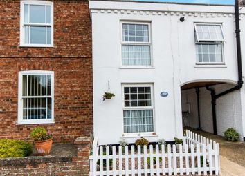 Thumbnail 2 bed terraced house for sale in South Road, Tetford, Horncastle, Lincolnshire