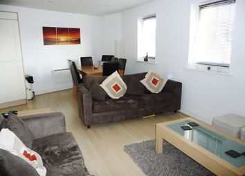 Thumbnail 2 bedroom flat to rent in Dickens Heath Road, Dickens Heath, Shirley, Solihull