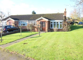 Thumbnail 3 bed bungalow for sale in Salusbury Lane, Great Offley, Hitchin