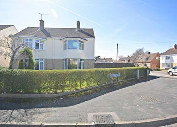 Thumbnail 2 bed semi-detached house for sale in Beechcroft Road, Longlevens, Gloucester