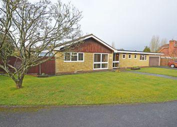 Thumbnail 4 bed detached bungalow for sale in Crows Lane, Upper Farringdon, Alton, Hampshire