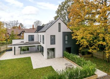Thumbnail 7 bed detached house for sale in Burleigh Road, Ascot, Berkshire