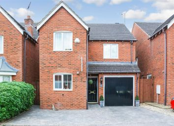 Thumbnail 3 bed detached house for sale in Holyoke Grove, Whitnash, Leamington Spa
