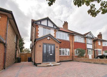 Thumbnail 5 bed semi-detached house for sale in Gibbon Road, London