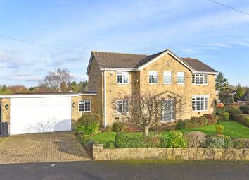 Thumbnail 4 bed detached house for sale in Walton Park, Pannal, Harrogate