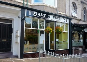 Thumbnail Restaurant/cafe for sale in Llandudno, Conwy