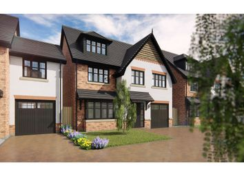 Thumbnail 6 bed detached house for sale in Neachells Lane, Willenhall
