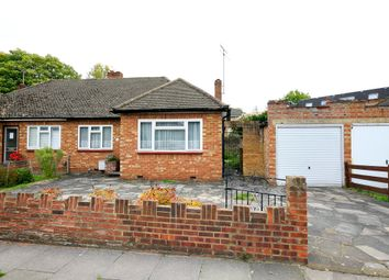 Thumbnail 2 bed detached bungalow for sale in Latham Close, Twickenham