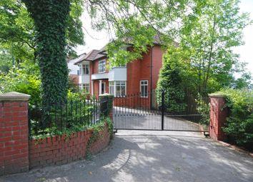 Thumbnail 6 bed detached house for sale in Mottram Road, Stalybridge