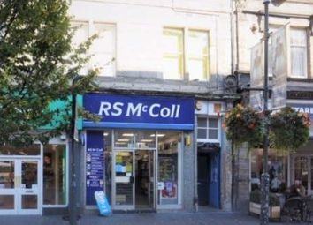 Thumbnail Retail premises for sale in Perth, Perthshire