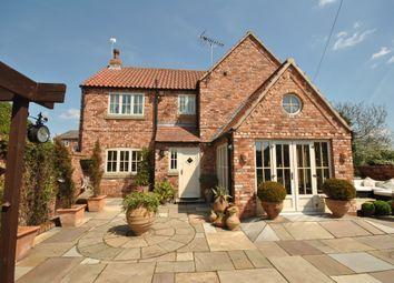 Thumbnail 4 bed detached house for sale in Slaynes Lane, Misson, Doncaster
