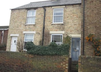 Thumbnail 2 bed terraced house to rent in Horslow Street, Potton, Bedfordshire