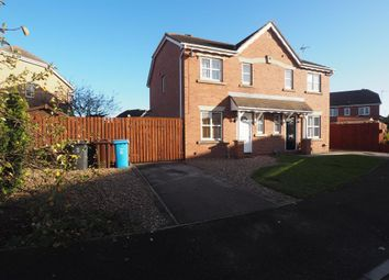 Thumbnail 3 bedroom semi-detached house to rent in Navigation Way, Victoria Dock, Hull, East Yorkshire