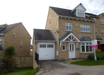 Thumbnail 4 bed detached house for sale in Spring Hill, Woolley Grange, Barnsley