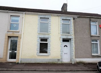 Thumbnail 3 bedroom terraced house for sale in High Street, Pontarddulais