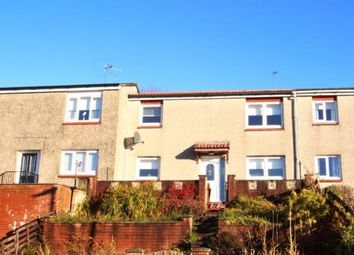 Thumbnail 2 bed terraced house for sale in Glencally Avenue, Paisley, Renfrewshire