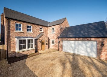 Thumbnail 4 bed detached house for sale in Smeeth Road, Marshland St. James, Wisbech