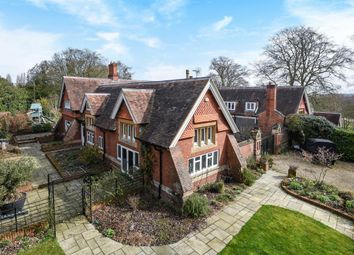 Thumbnail 4 bed link-detached house for sale in Farley Hill, Reading