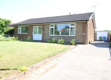 Thumbnail 2 bed detached bungalow for sale in Thievesdale Lane, Worksop